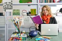 Att vara desiger är mer en livsstil en ett yrke, menar formgivaren Marie-Louise Hellgren.
