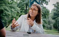 Amalia Rud Pedersen är valberedningens förslag till att ta över efter Philip Botström som ordförande för SSU.
