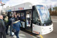 ABB:s elbussar har under ett års tid kört på Genèves gator. Nu presenteras resultatet.