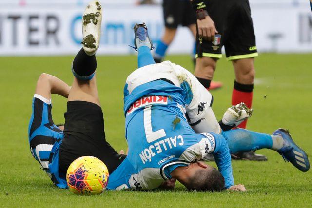 Napoli är en av klubbarna som krisar när Champions League ska avgöras.