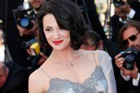 Filmproducenten och skådespelerskan Asia Argento.