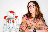 Danica Kragic, robotforskare vid KTH.