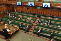 En parlamentariker från Skottland har gripits, misstänkt för brott mot coronarestriktionerna. Arkivbild.