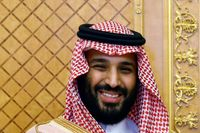 Saudiske kronprinsen Mohammed bin Salman.