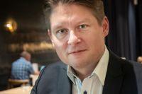Topi Manner, vd för Finnair, hade nästan alla plan på marken under andra kvartalet. Aktieägarna sköt till 5 miljarder kronor för att rädda bolaget.