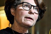 Solveig Zander (C) sitter i riksdagens pensionsgrupp.