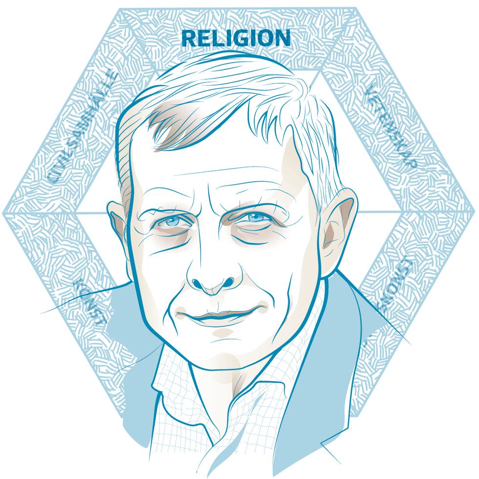 Eli Göndör jobbar med integration och religion, och ingår dessutom i ett projekt om våld och politisk aktivism inom islam. Illustration: Liv Widell