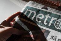 Tidningen Metro