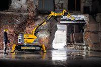 Verksamhetsbild från Lifcos affärsområde Demolition & Tools.