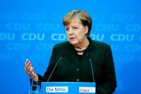 Tysklands förbundskansler Angela Merkel gör ett nytt försök att bilda regering.