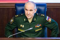 Segej Rudskoj är insatschef vid den ryska generalstaben. Arkivbild.