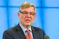 Björn von Sydow (S) är vice ordförande i KU.