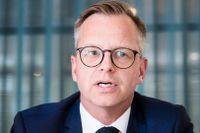 Mikael Damberg, närings- och innovationsminister.