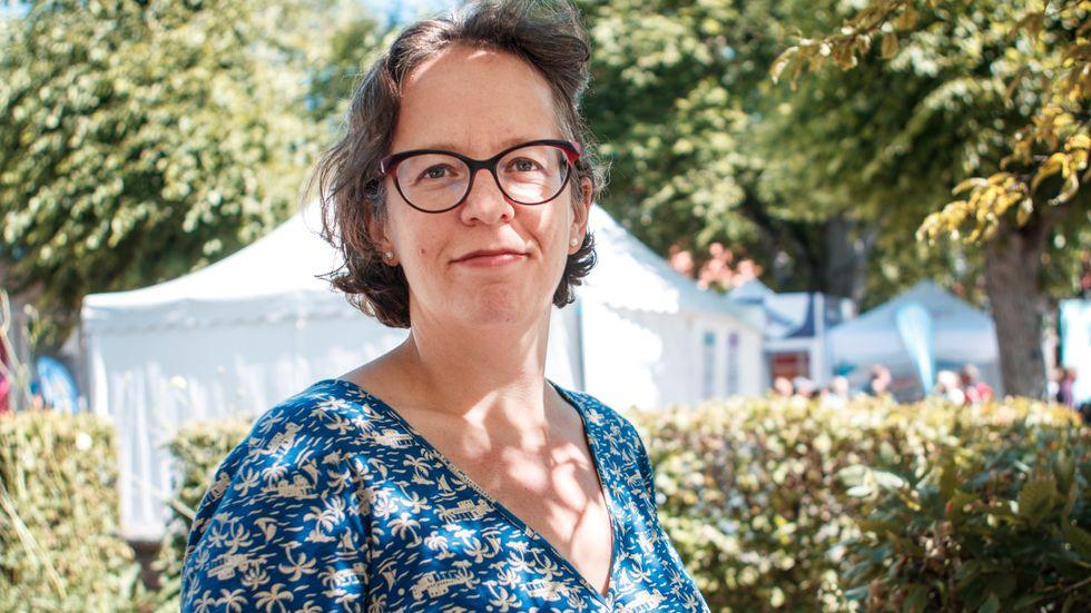 Kimberley Nichols, klimatforskare vid Lunds universitet.