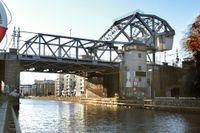 Danviksbron i Stockholm.