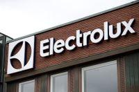 Electrolux, tillverkare av vitvaror och hushållsapparater har redovisat delårssiffror. Arkivbild.