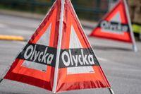 En man misstänks för brott efter att ha orsakat en trafikolycka i Örebro, smitit och sedan voltat av vägen kort därpå. Arkivbild.