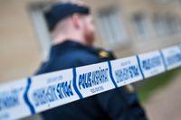 En tvååring har avlidit efter en fallolycka i Laxå. Polisen misstänker ingen för brott. Arkivbild.