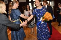 Kronprinsessparet besöker Vietnam tillsammans med representanter för svenskt näringsliv.