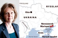 SvD:s Anna-Lena Laurén analyserar läget i östra Ukraina.