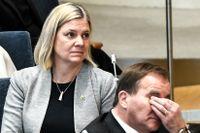 Finansminister Magdalena Andersson (S) ser ut att bli ny partiledare och kanske statsminister.