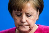Tyskland hotar flyktingfrågan att spräcka Angela Merkels regering.