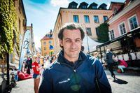 Sasja Beslik, chef för ansvarsfulla investeringar på Nordea.