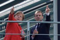 Vart är Europa på väg? Merkels och Macrons senaste valsegrar ingöt ett visst hopp för den alltmer krisande Europatanken.