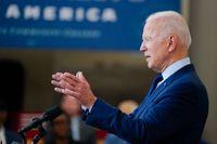 USA:s president Joe Biden satsar på cybersäkerhet.