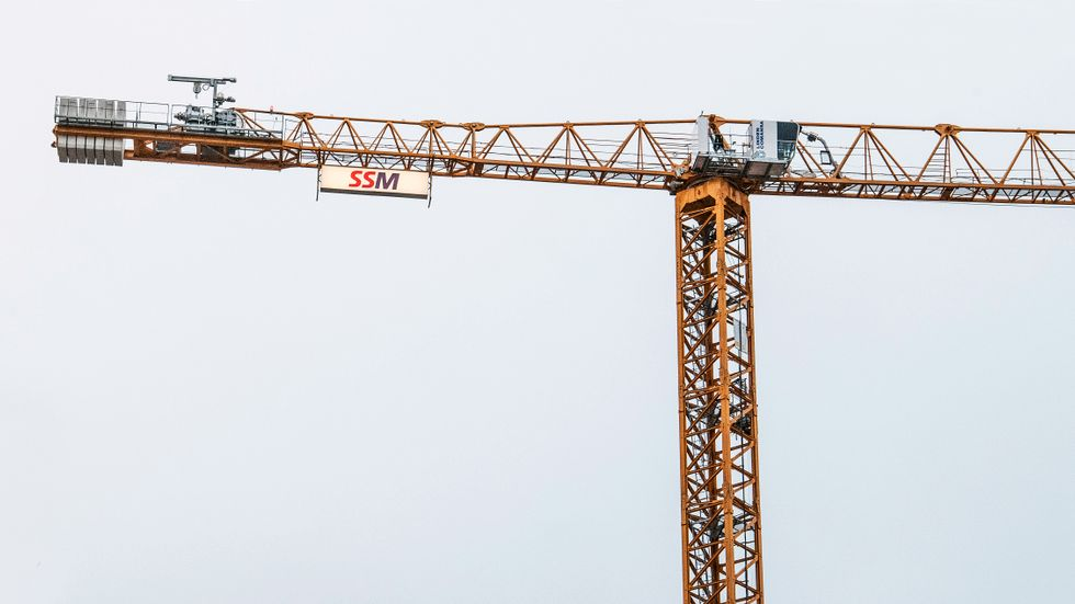 Byggnads säger att Arbetsmiljöverkets neddragningar lett till fler olyckor. Arkivbild.