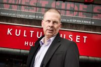 Benny Fredriksson lämnar vd-posten på Kulturhuset Stadsteatern.