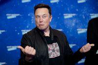 Space X-ägaren och Tesla-vd:n Elon Musk har presenterat en fyra år lång tävling med en rejäl prispott. Arkivbild.