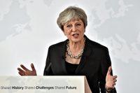 I sitt senaste tal i Florens, den 22 september, anslog visserligen Storbritanniens premiärminister Theresa May en mer konstruktiv ton, men ord räcker inte, skriver Socialdemokraternas Europaparlamentariker.