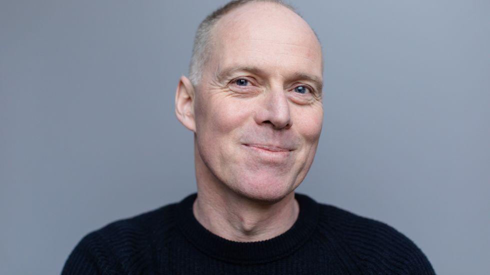 """Geir Gulliksen fick stor uppmärksamhet för sin roman """"Berättelse om ett äktenskap"""", som nominerades till Nordiska Rådets litteraturpris 2015."""