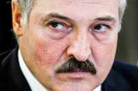 Aleksandr Lukasjenko i Belarus. Arkivbild.
