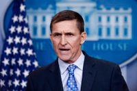 Donald Trumps tidigare säkerhetsrådgivare Michael Flynn.