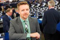 Fredrick Federley har utsetts till en av flera vice gruppledare för EU-parlamentets liberala partigrupp. Arkivbild.