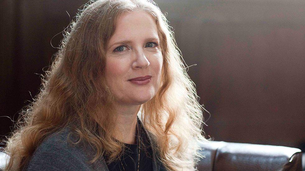 Suzanne Collins.