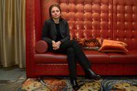 Samar Yazbek, syrisk författare.