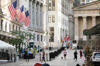 Klädbolaget Ralph Lauren var en av dagens förlorare på Wall Street. Arkivbild.