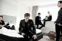 Jazzkamikaze är en skandinavisk jazzgrupp, bildad 2005, som spelar modern och energisk jazz fusion.
