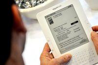 E-boksläsaren Kindle.