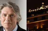 Medierådgivaren Paul Ronge är kritisk till Grand Hotel.