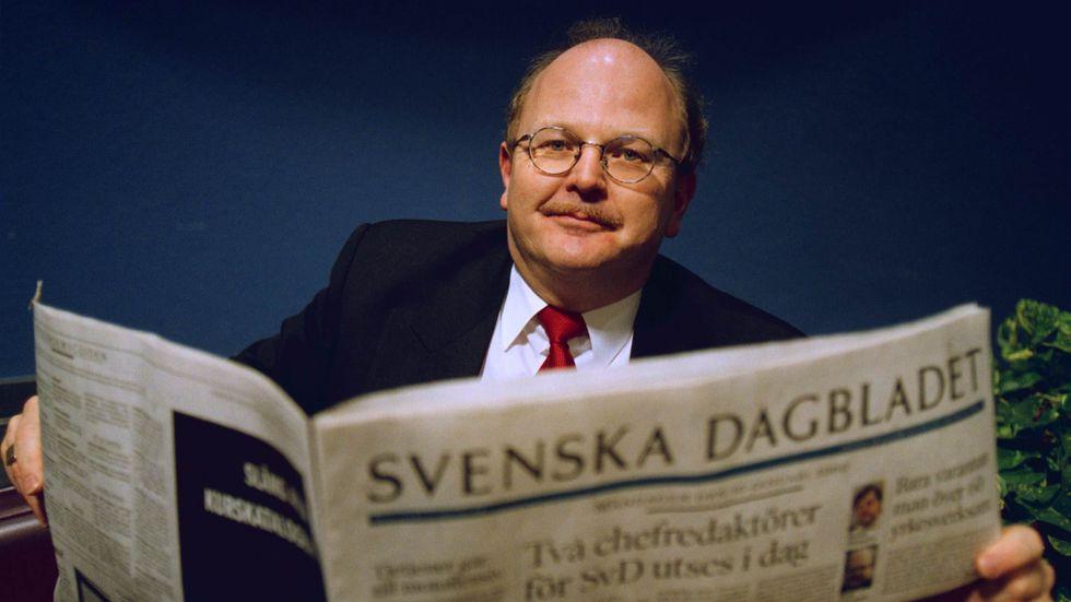 Mats Johansson (1951–2017).