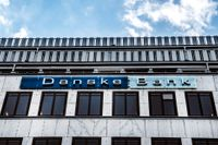 Danske Bank likviderar estnisk filial. Arkivbild