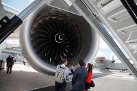 Europas största flygplanstillverkare Airbus resultat för andra kvartalet överträffade förväntningarna. Arkivbild.