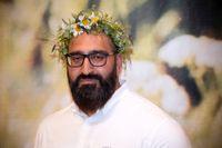 Hamid Zafar sommarpratade 2019.