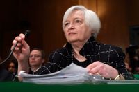 Federal Reserve, som leds av centralbankschef Janet Yellen, lämnade ett duvaktigt budskap om de ekonomiska utsikterna i samband med onsdagens räntebesked.