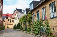 Lunds turistbyrå hävdar att det finns 30 000 oaser i staden. Kultur-kvarteren är en av dem.