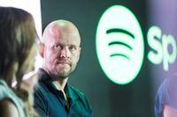 Spotifygrundaren Daniel Ek.